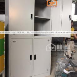 tủ sắt tài liệu 4 cánh